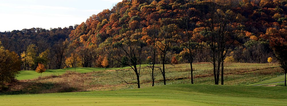 Golf Course View - Easton, PA - Riverview Country Club