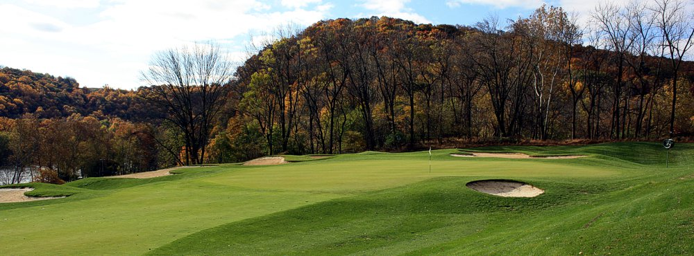 Golf Course Green - Easton, PA - Riverview Country Club